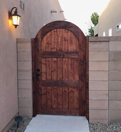 gate block Block Walls
